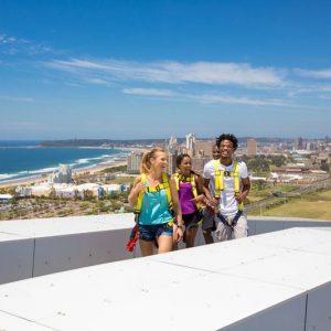 Top of Moses Mabhida Stadium